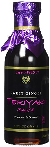 (East West Sauce Teriyaki Ginger Sweet)