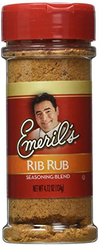 Emeril's Rib Rub Seasoning Blend, 4.72 Ounce