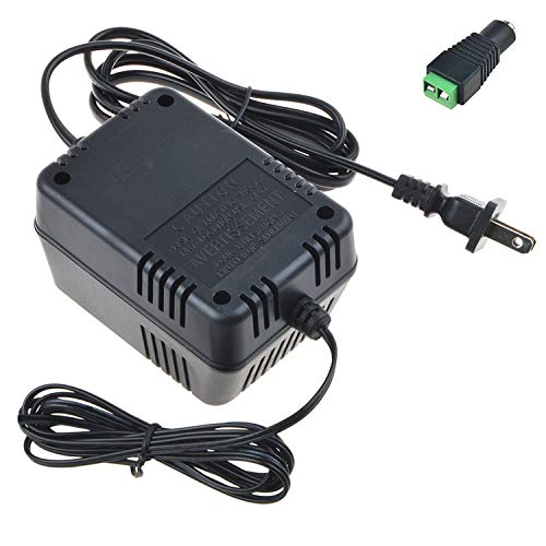 Digipartspower New AC/AC Adapter for Honeywell Intrusion Security 5800RP 5800-RP 5800RP-R Wireless Signal Repeater Power Supply Cord Cable PS Wall Home Charger Mains -