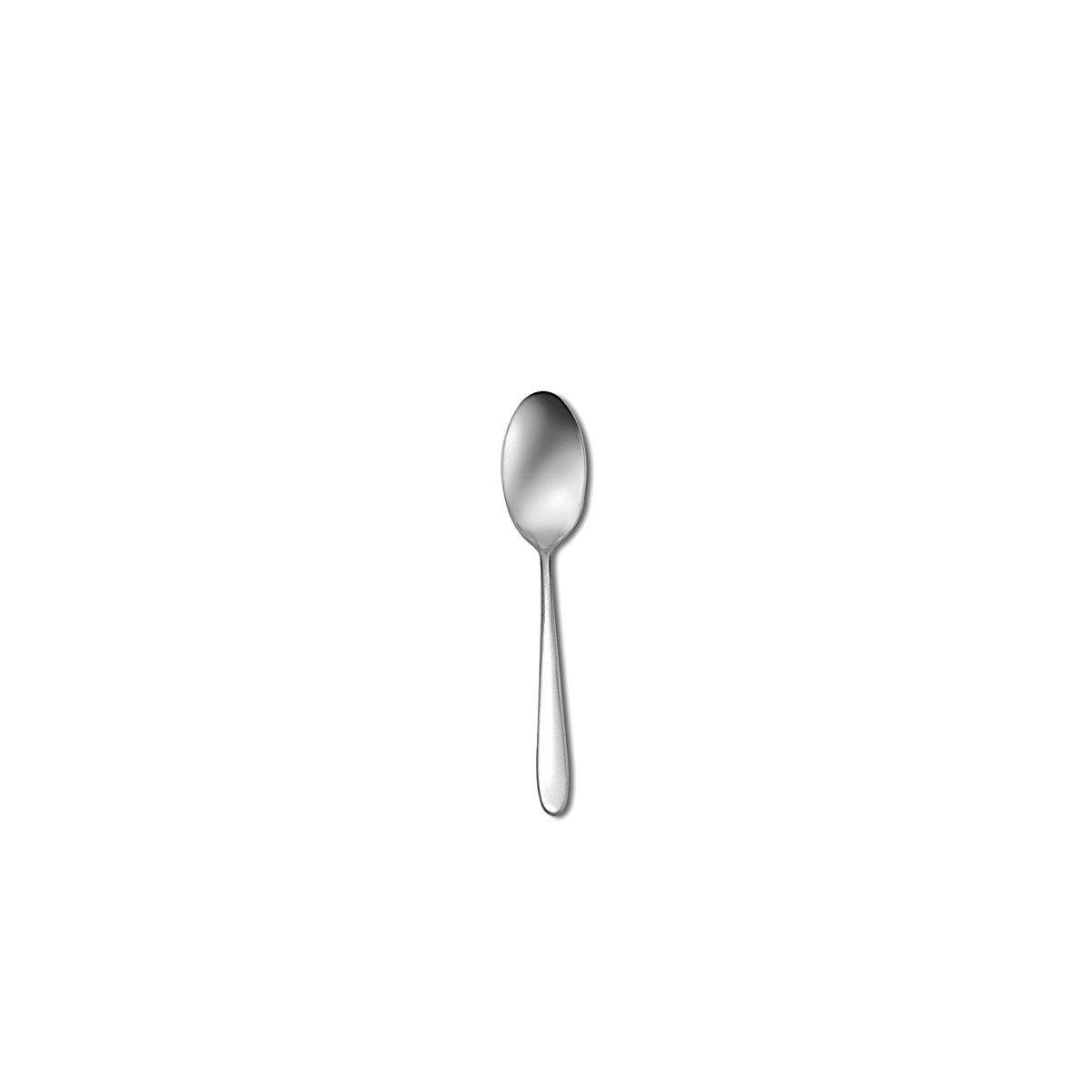 Oneida Foodservice T023SADF Mascagni Demitasse Spoons, Stainless Steel