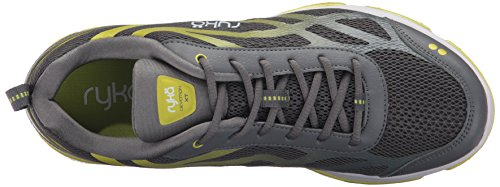 Ryka Cross White Women's Lime Devotion Trainer Grey XT OZqfwgxAOn
