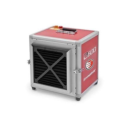 amazon com pullman ermator a600 air scrubber with hepa filter bmc