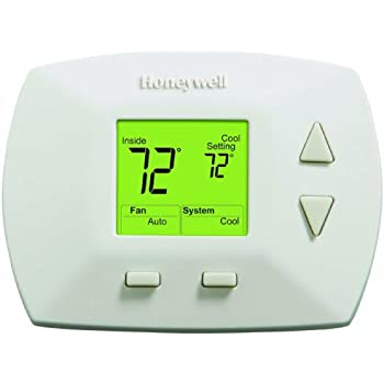 coleman thermostat for heat pump 8530a3451 programmable household rh amazon com Carrier Thermostat Honeywell Thermostat Manual RTH230B