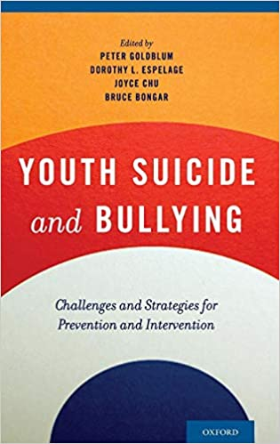 Amazon com: Youth Suicide and Bullying: Challenges and Strategies