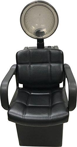 D Salon Luxury Hair Dryer Chair & Hair Dryer Combo Professional Salon Beauty Spa Equipment