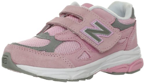 New Balance KV990 Pre Running Shoe (Little Kid),Pink,11 M US Little Kid