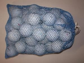 100 Ball Mesh Bag Hit Away Practice Used Golf Balls by Unknown (Image #1)