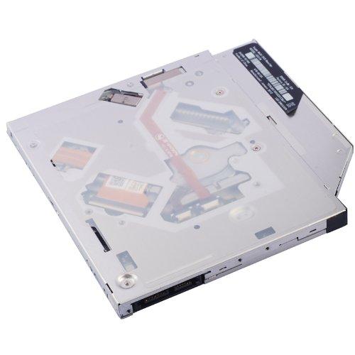 HL SATA DVDRW slim slot load GS31N UJ-898A UJ 898 UJ8A8 UJ-8A8 Burner Rewriter Superdrive For Apple Macbook PRO+Dock extender for iphone-black