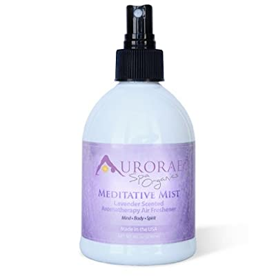 Aurorae Yoga Natural Meditative Mist Air Freshner