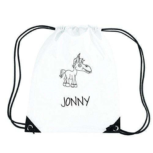 JOllipets JONNY Turnbeutel Sport Tasche PGYM5514 Design: Pferd