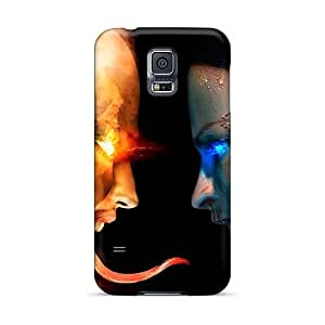 VIVIENRowland Samsung Galaxy S5 Shock Absorbent Cell-phone Hard Covers Custom Attractive Strange Magic Series [NgV17130StyY]