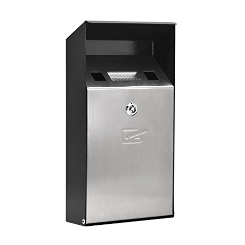 Innoaeons Cigarette bin, Wall Mounted Ashtray, Ashtray