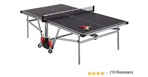 Amazon.com : STIGA Ultratec Table Tennis Table : Outdoor Ping Pong Table :  Sports U0026 Outdoors