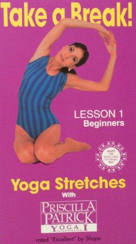 Priscilla Patrick Yoga 1 Take a Break! Lesson 1 Beginners