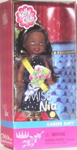 Miss Nia Doll: Kelly Club~career Day! by Mattel: Amazon.es: Juguetes y juegos