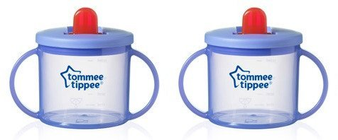 格安即決 Tommee Tippee Cup First Cup Packs) Blue (2 Packs) B00HY08WCW B00HY08WCW, 横田町:790aa150 --- a0267596.xsph.ru