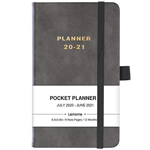 2020-2021 Pocket Calendar - Weekly Monthly Pocket Planner ...