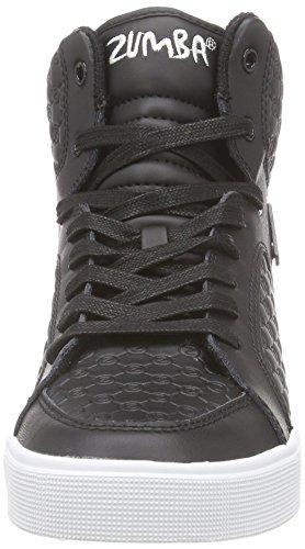 Zumba Footwear Zumba Street Boss - Zapatillas de gimnasia Mujer Negro (black)