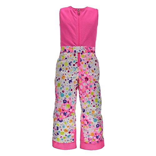 Spyder Girls Bitsy Sweetart Pants, Size 6, Party Multi Print/Bryte Bubblegum