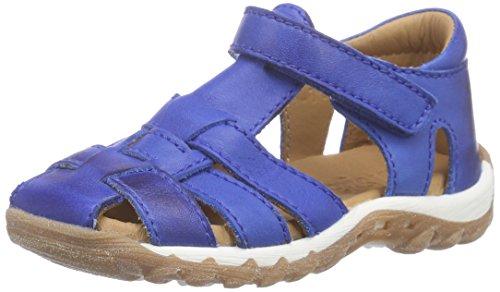 Bisgaard Unisex-Kinder Sandals Blau (26 Cobalt)