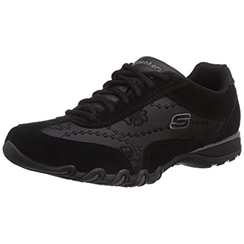 Foster Footwear Tenis Mujer, Color Negro, Talla 39