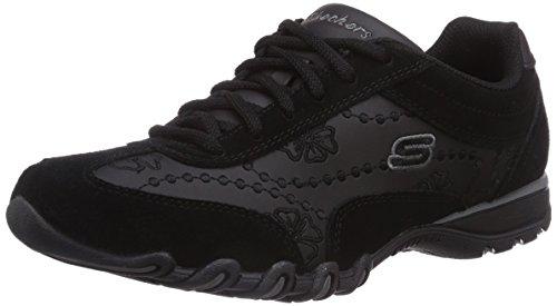 Skechers Speedsters Damen Sneakers Schwarz (Blk)