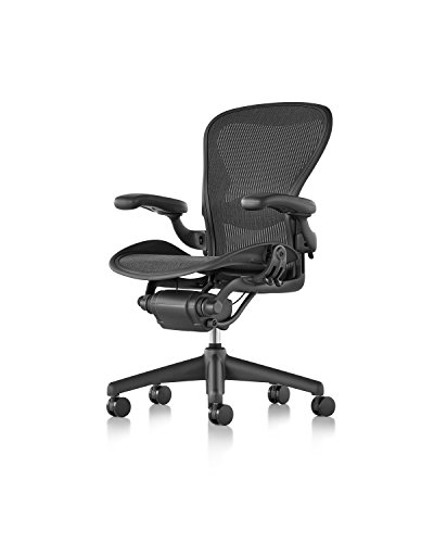 Herman Miller Classic Aeron Chair Fully Adjustable B Size Import It All