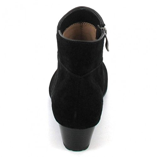 Ara 12-42019 Brügge-ST mujer boot ancho K negro
