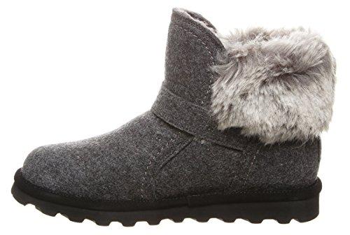 Boot Women's Gray Bearpaw Koko Ii 6EqZp7w