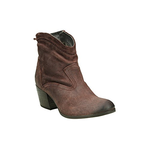 Footwear Taos Bootie Toe Almond Wine Savvy Women's dfqwfA