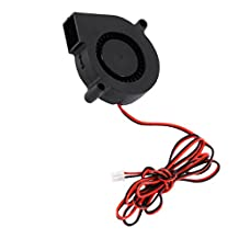 MagiDeal Ultra-silent Radial Turbo Blower Fan Cooling Fan DC 24V for 3D Printer Parts