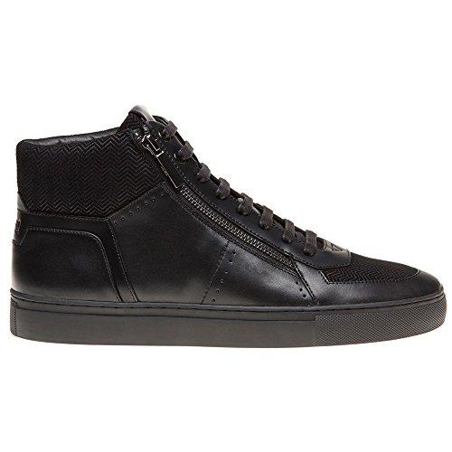 Hugo Futurism Mid Mens Chaussures Noir