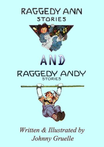 Raggedy Ann And Raggedy Andy Stories Classic Doll Picture Book By