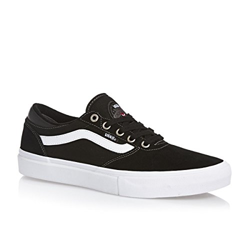 Scarpette Black P Gilbert Sportive white Vans M red Crockett ATqRnwd