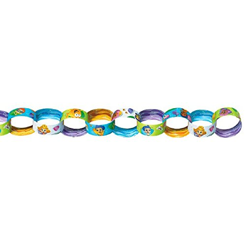 Paper Chain Link Garland | Bubble Guppies Collection | Party Accessory]()
