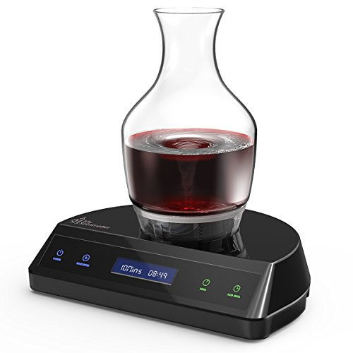 HUMBEE Chef My Sommelier Electric Wine Aerating Decanter...