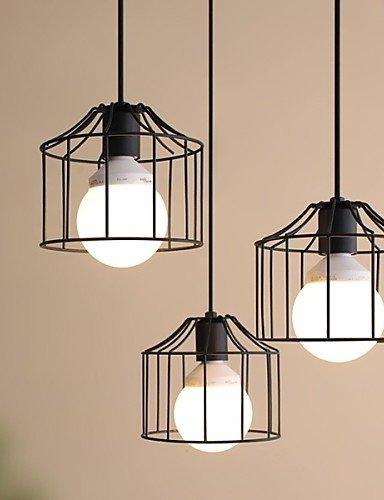 L&H-LAMPE Max 60W Rustikal Designer Korrektur Artikel Metall ...