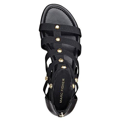 Marc Fisher Pammy Donna Tessile Sandalo Gladiatore