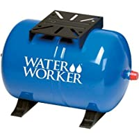 WaterWorker HT-6HB Horizontal Pressure Well Tank, 6-Gallon Capacity, Blue by Water Worker