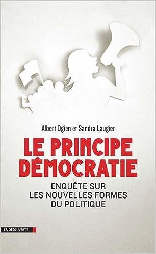 Lire un Le principe démocratie pdf ebook