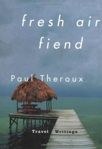 Book cover for Fresh Air Fiend