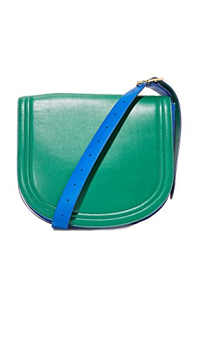 diane-von-furstenberg-womens-small-saddle-bag-forest-green-royal-blue-one-size