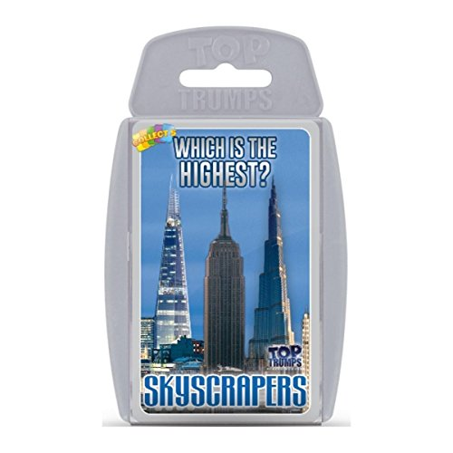 Top Trumps - Skyscrapers by Top Trumps