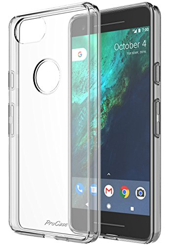Top google pixel 2 case clear for 2019