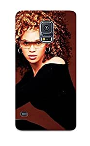 New Style Trinalgrate Beyonce Knowles Fashion Premium Tpu Cover Case For Galaxy S5