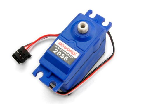 Traxxas 2056 High-Torque Waterproof - Servo 2018