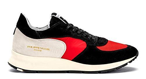 Mondial Uomo Model Xt02 Sneakers Philippe Rossa Ntlu 5xfO6EEw