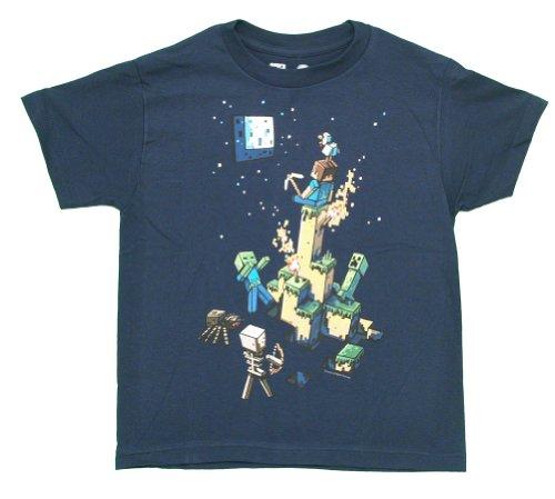 Minecraft Tight Spot Youth (Boys 8-20) T-shirt