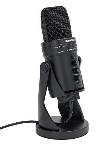 Samson G-Track Pro Studio USB Condenser Mic, Black by Samson Technologies (Image #10)