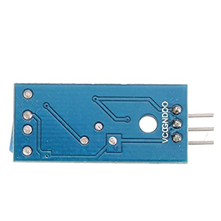 Bluelover Sw-420 Módulo De Sensor De Movimiento Vibración Interruptor De Alarma Módulo De Sensor Para Arduino: Amazon.es: Hogar